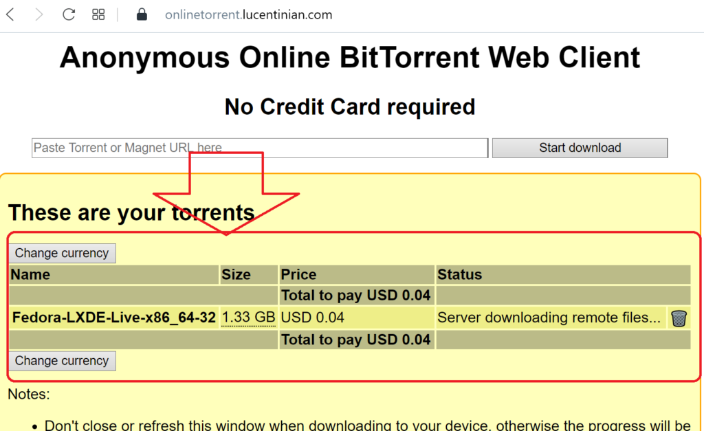 Looking for seeds in BitTorrent network